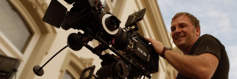 student Cameracollege opleiding cinematografie film en camera