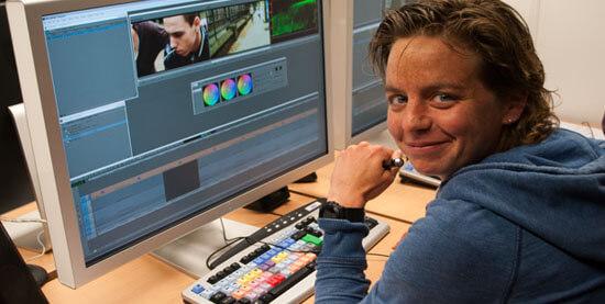 training Avid Media Composer software MC101 Cameracollege