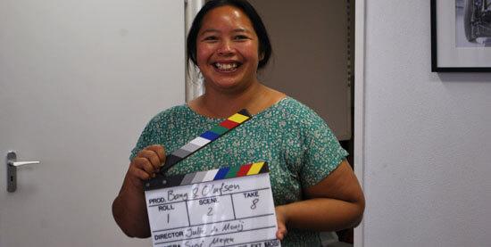 productie en regie van speelfilm televisie en bedrijfsfilms