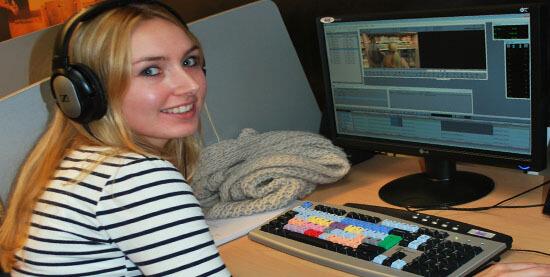 training avid media composer 101 cameracollege