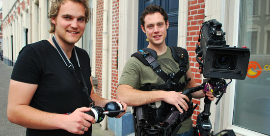 training steadicam cameracollege