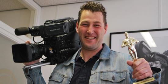 training beeld compositie voor cameramensen