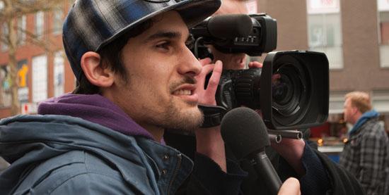 training interview journalistiek camjo cameracollege