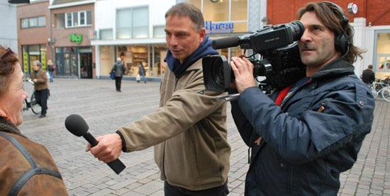 media training cameracollege pers journalistiek pr
